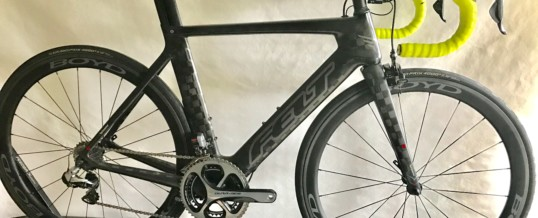 SOLD! – Felt AR FRD w/  Boyd 44 Carbon Wheels (54cm Frame)