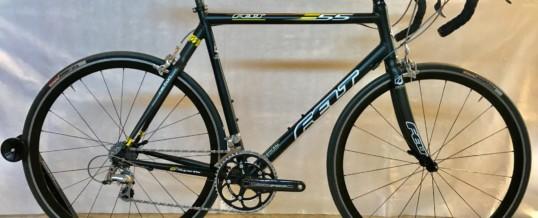 SOLD! – Felt F55 Superlite – Dura Ace & American Racing Wheels (58cm Frame): **Certified Pre-Owned**
