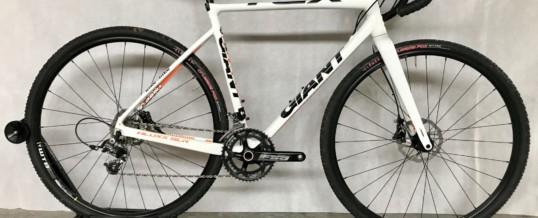 SOLD! – Giant Aluxx SLR Cross Bike