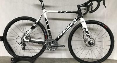 SOLD! – Ridley XFire Disc Cross Bike (52cm)