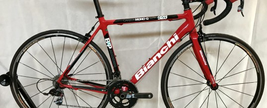 SOLD! – Bianchi 928 Road Bike (55cm)