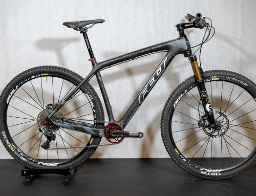 2014 Felt Nine FRD Custom (20″ Large): $2250