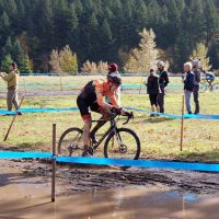 Chris Sarrett Cx Race