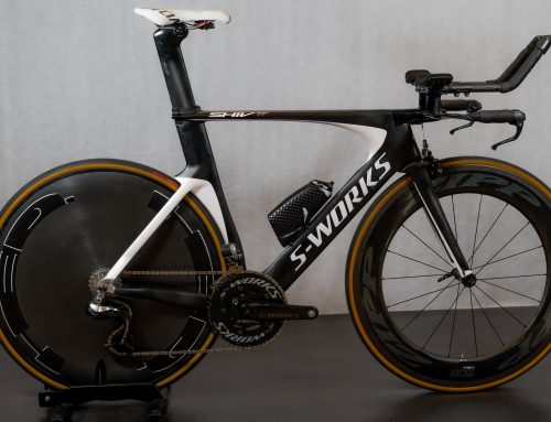 S-Works Shiv TT (medium) – $5500